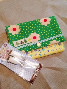 Chiroru Handmade 移動ポケット