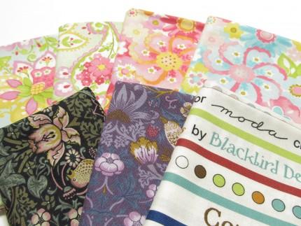 moda fabrics オーダーカット
