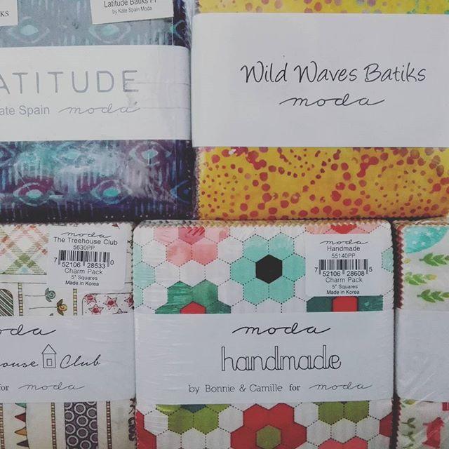 moda fabrics 9月の入荷~
