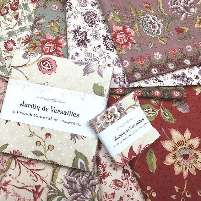 Jardin de Versaillesシリーズ販売開始しました